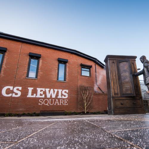 cs lewis square