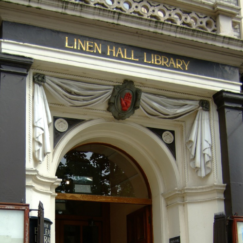 linen hall library
