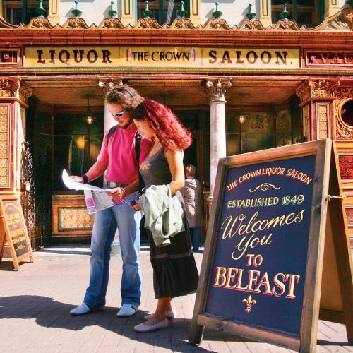 crown bar belfast