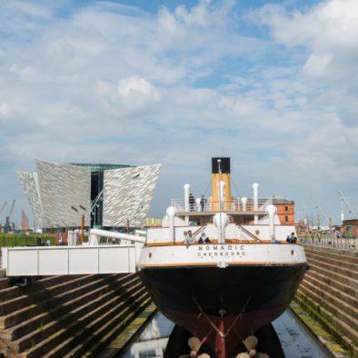 titanic quarter
