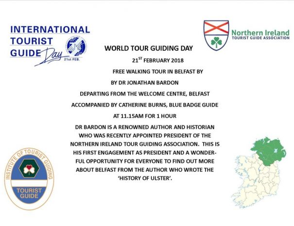image of world tour guiding day
